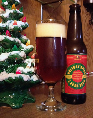 Lakefront Brewery Holiday Spice Lager 2011